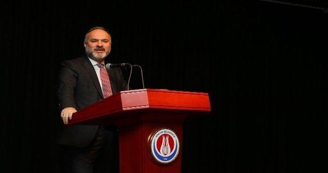 Cumhurbaşkanı Erdoğan'dan Sincanlılara 15 Temmuz teşekkürü