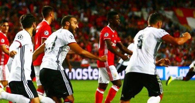 Beşiktaş - Benfica maçını canlı izle - tıkla! (Şifresiz veren kanallar)
