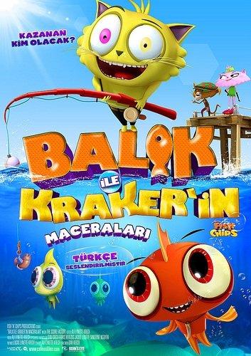 Balık ile Kraker'in Maceraları filminden kareler