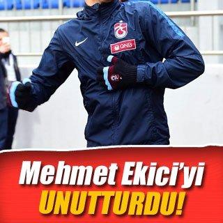 Yusuf Yazıcı, Mehmet Ekici'yi unutturdu