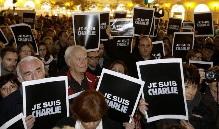 Fransa kanlı saldırı sonrası ayaklandı
