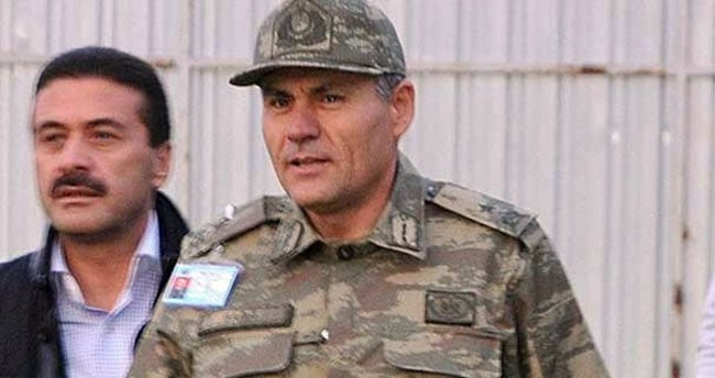 Tutuklu generalin emir astsubayından fişleme itirafı