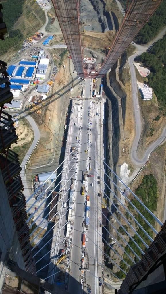 3. Köprü rekora koşuyor