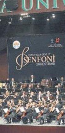 Senfonide büyük Akdeniz buluşması