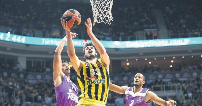 Fenerbahçe mutlu sona ulaştı