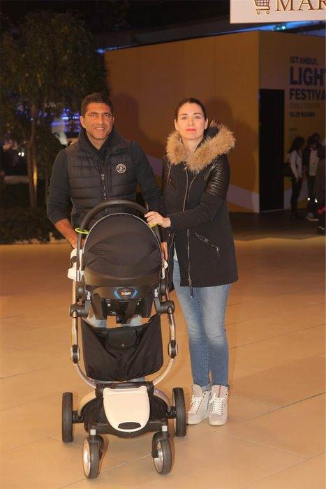 Nefise Karatay ve Yusuf Day'in kızları 1 yaşına girdi
