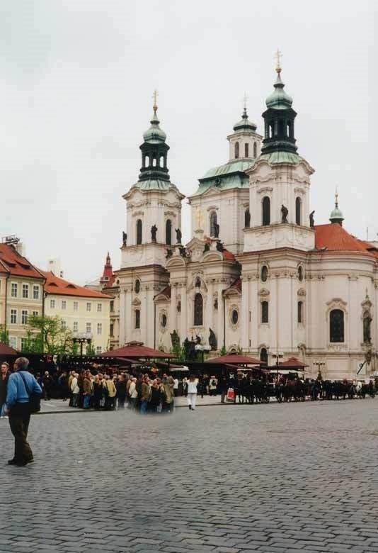 Dünyanın en güzel şehirleri: Prag
