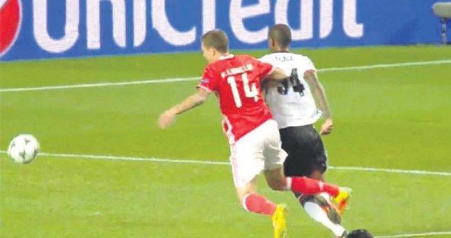 Beşiktaş'ın penaltı isyanı