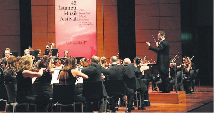İstanbul'da 'müzik' vakti