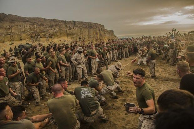 Askerlerin gözünden gündelik hayat