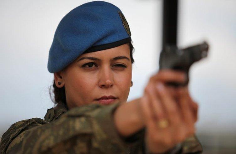 Tunceli dağları kadın komutanlara emanet