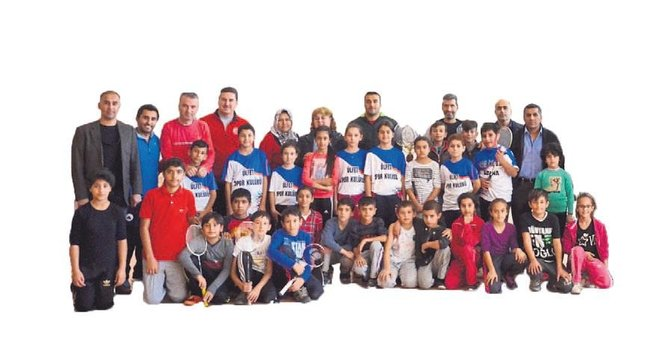 Badminton Adana İl Birinciliği ilgi gördü