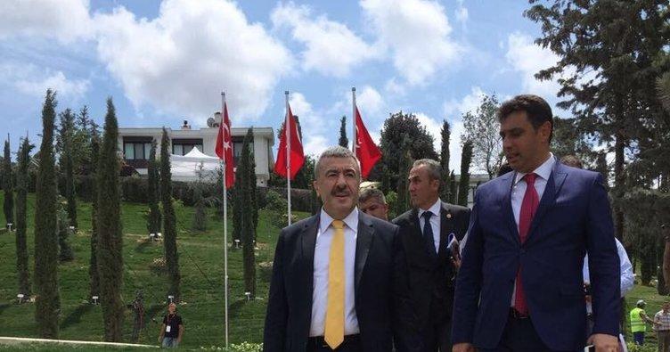 İstanbul Emniyet Müdürü Mustafa Çalışkan, 15 Temmuz Şehitler Köprüsü'nde