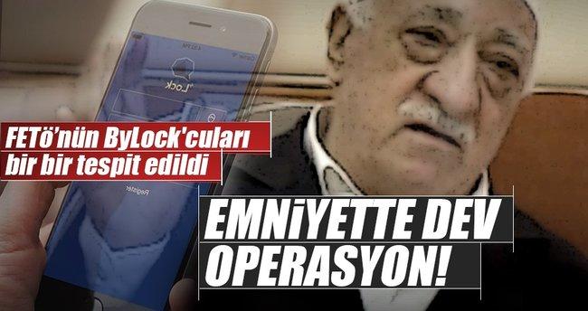 İstanbul Emniyeti'nde operasyon! 120 kişi yakalandı