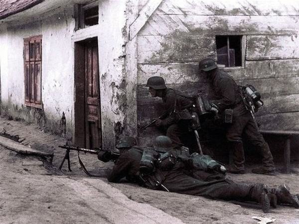 İkinci Dünya Savaşı fotoğrafları