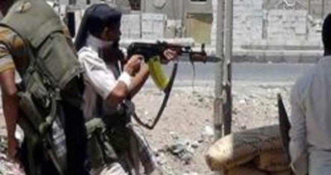 Yemen'deki çatışmalarda 24 kişi öldü