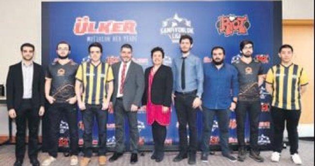League of Legends'in yeni sponsoru Ülker