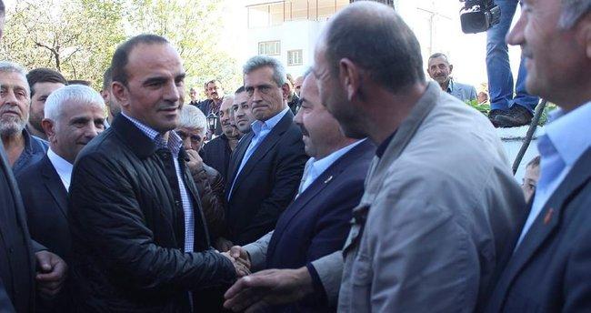 Ünlü iş adamı Türkiye'ye döndü