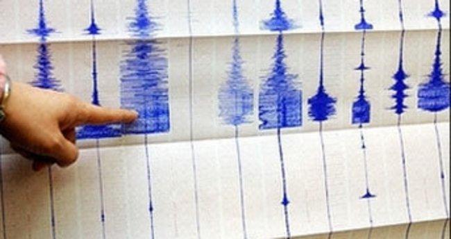 Van'da 4,1 şiddetinde deprem!