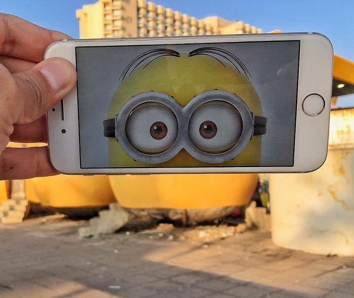Hayata bir de telefon ekranından bakın!