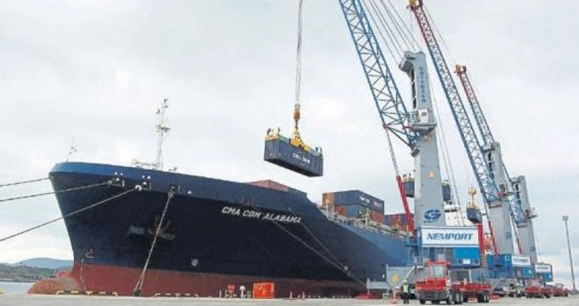 EİB ihracatı, eylül ayında yüzde 15 arttı