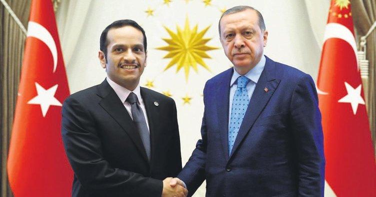 Katar'dan Türk üssü konusunda son nokta