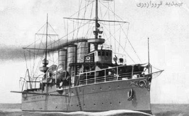 Çanakkale Savaşı'nda kullanılan gemiler