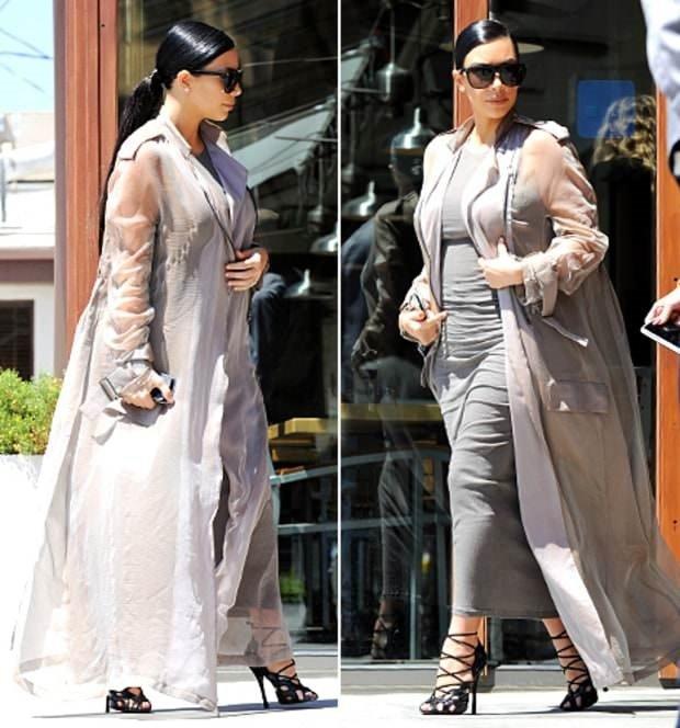 İşte Kim Kardashian'ın ünlü diyeti