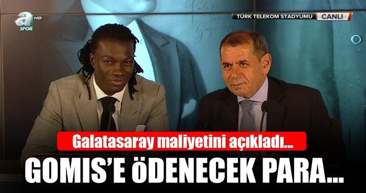 İşte Gomis'in Galatasaray'a maliyeti!
