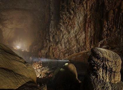 Ucu Bucağı Olmayan Mağara: Son Doong