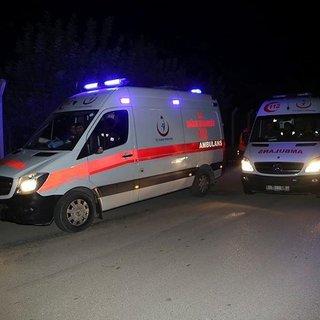 Adana Kürkçüler Cezaevi'nde yangın