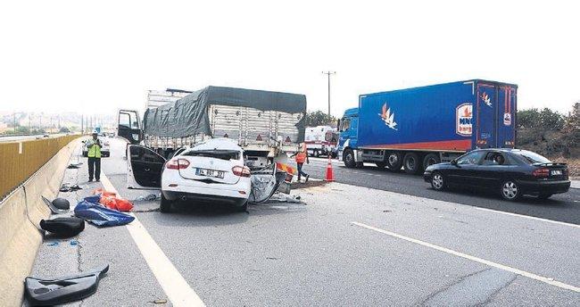 Adana'da ağustosta 978 trafik kazası oldu