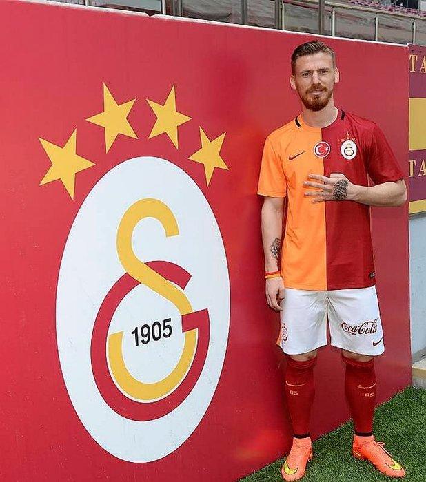 Galatasaray'da Serdar Aziz depremi!
