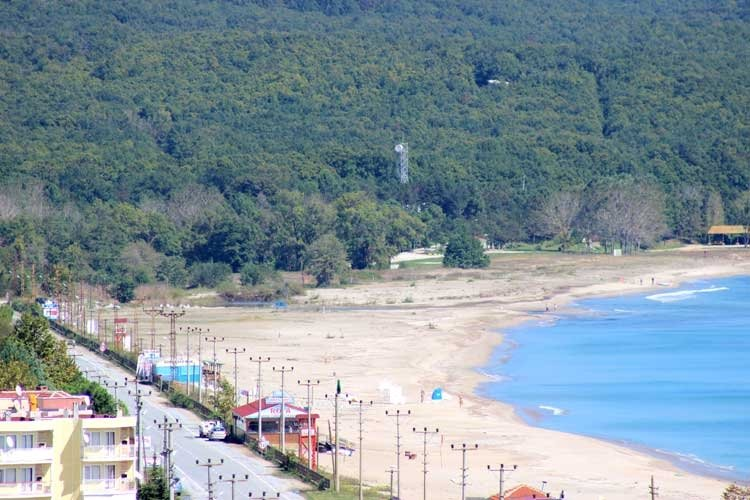 İstanbul'un dibindeki cennet merkez