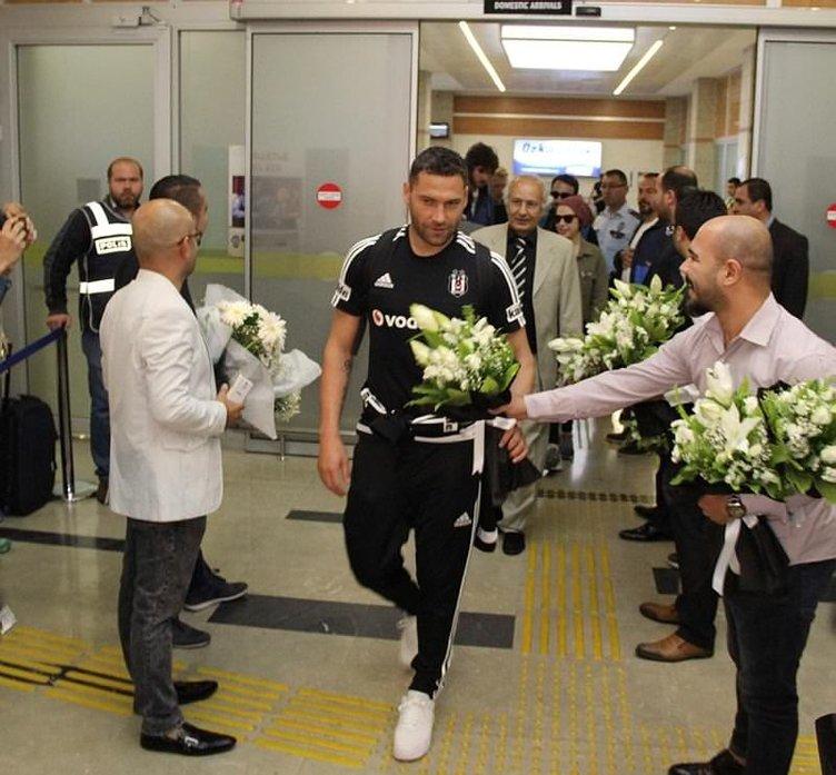 Şampiyon Beşiktaş, Konya'da