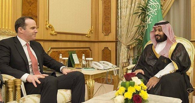 Obama'nın temsilcisi Suudi Arabistan'da