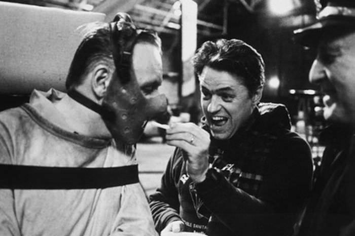 Dünyaca ünlü korku filmlerinin  perde arkası görüntüleri