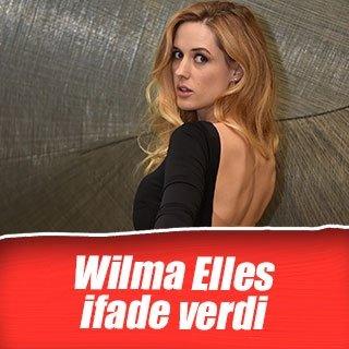 Wilma Elles, yapımcısına şantajla senet imzalattırdığı iddiasıyla ifade verdi