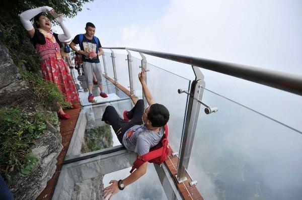 Dağ tırmanışları hiç bu kadar eğlenceli olmamıştı