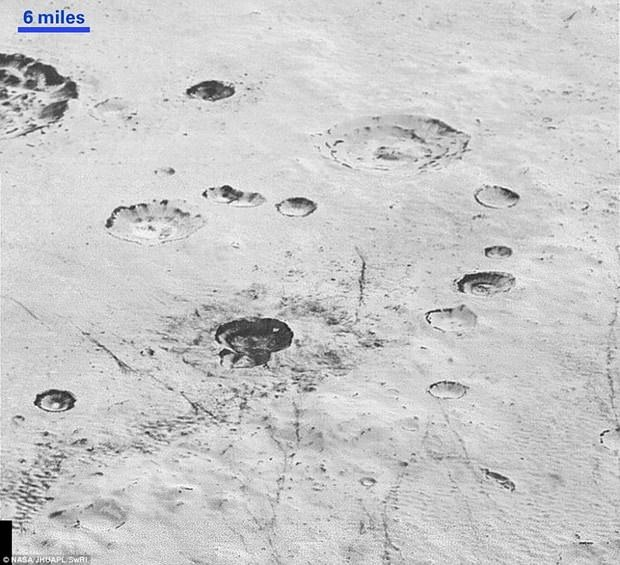 Gizemli gezegen'den en net görüntüler