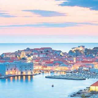 Dalmaçya, Dubrovnik'le bir başka güzelsin