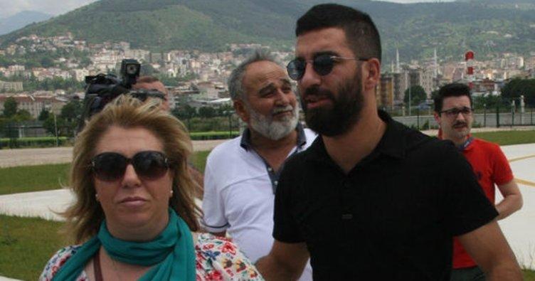 Arda Turan'ın annesi konuştu: Oğlumu bitirmeye çalışıyorlar