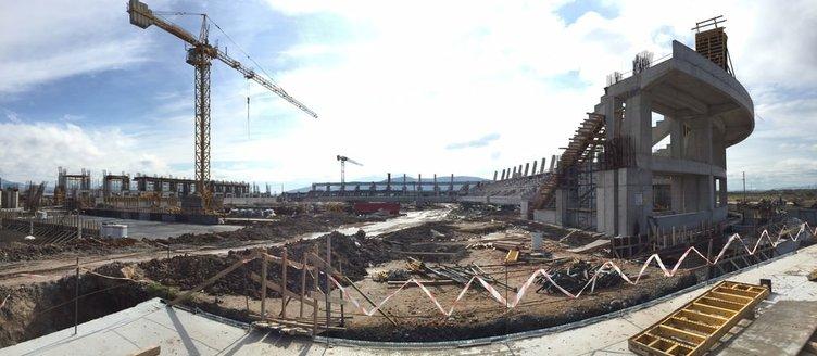 Akhisar Arena'dan son kareler
