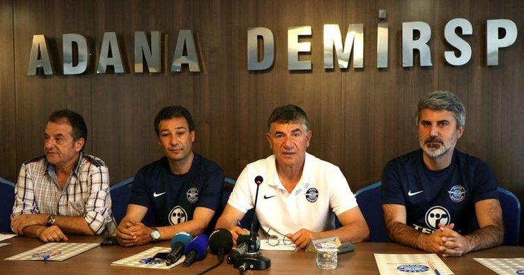 Adana Demirspor sıfırdan kadro kuruyor