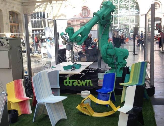 3D Yazıcıların eserleri
