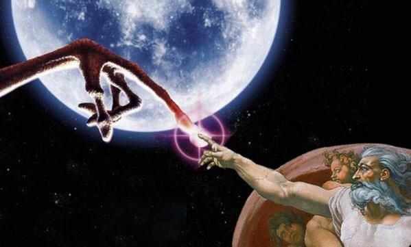 Dinler uzaylılar için ne diyor?