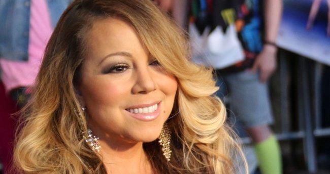 Mariah Carey'in gözlerden uzak Bodrum tatili