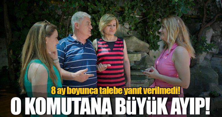 Ahmet Zeki Üçok'a koruma ayıbı