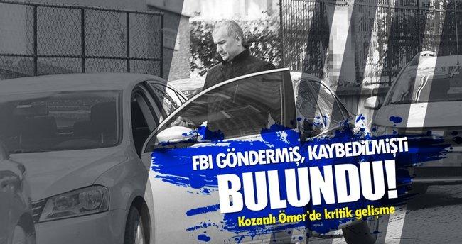 Kozanlı Ömer'in kayıp FBI dosyası bulundu