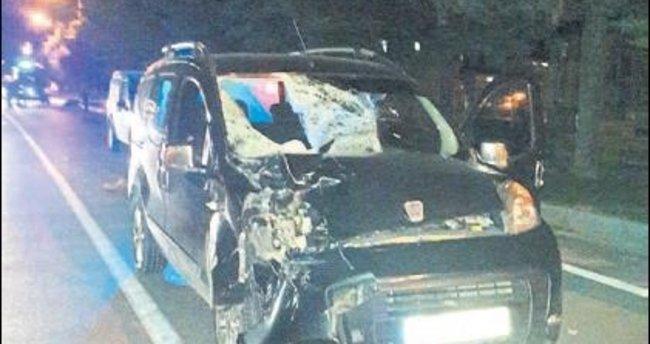 Üniversiteli Ayşe kaza kurbanı oldu